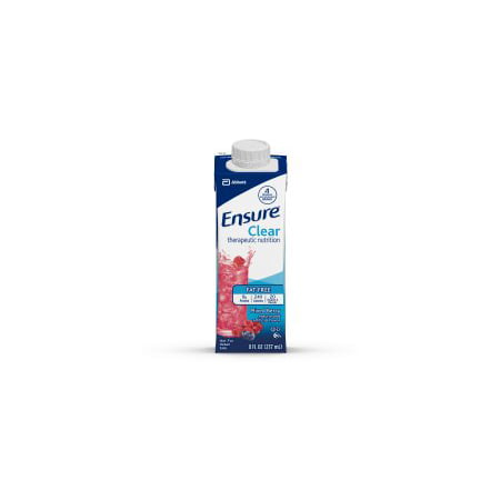 Oral Supplement Ensure® Mixed Berry Flavor 8 oz. Carton Ready to - Meal Berry