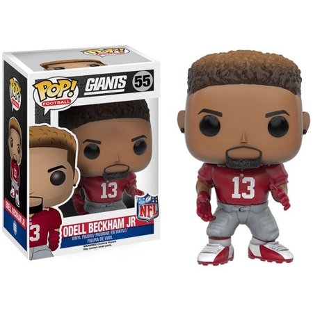 Funko Pop  Sports  Nfl  Odell Beckham Jr
