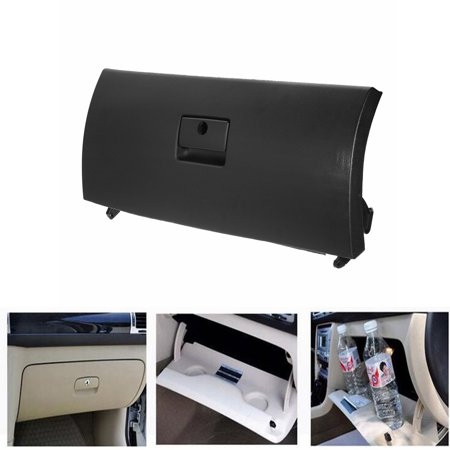 Vw Jetta Trunk Wing - Front Door Lid Glove Box Cover Car Auto Part Black For VW Golf Jetta A4 Bora 1J1 857 121 A