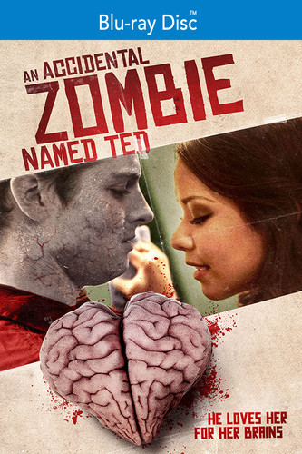 An Accidental Zombie (Named Ted) (Blu-ray) by