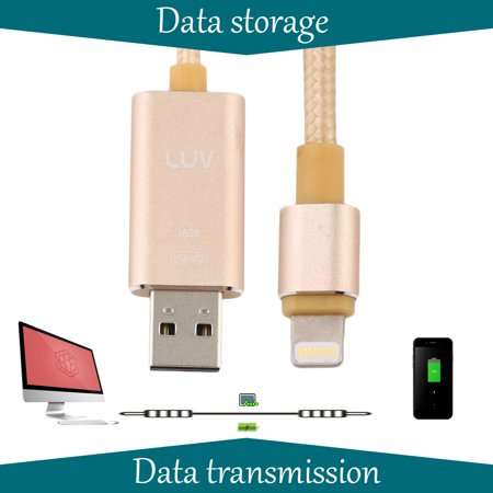 Luv Usb Charging 16Gb 32Gb Data Transmission U Disk Cable Data For Iphone