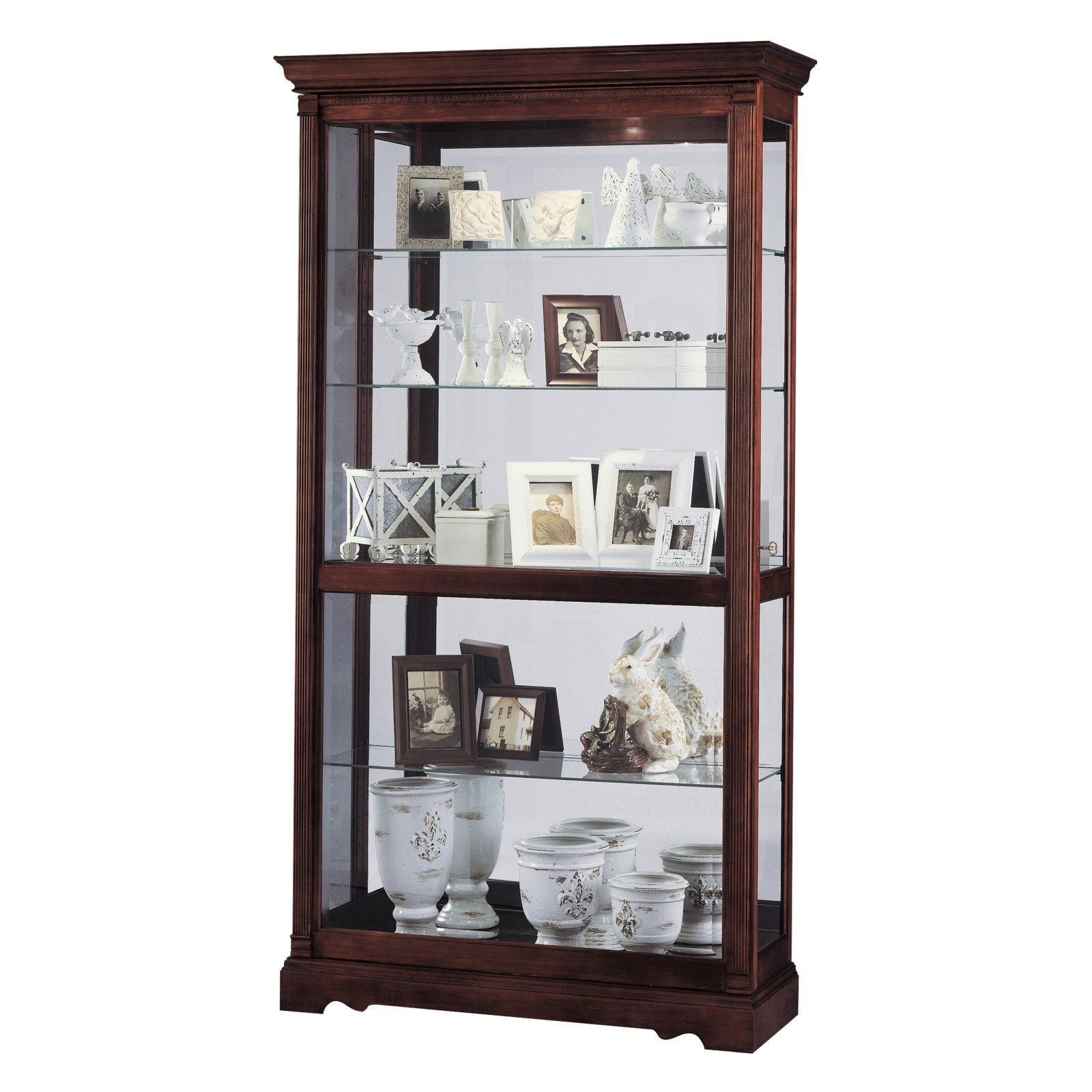Howard Miller Dublin Curio Cabinet by Howard Miller