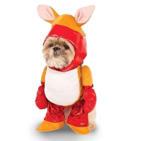Walking Boxing Kangaroo Dog - Boxing Costume
