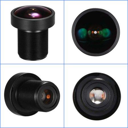 """Starlight Lens 2.8mm CCTV MTV Board Lens HD 6.0 Megapixel M12 Mount Lens 2.8 mm 1/2.5"""" Image Format Aperture F1.4 for HD CCTV IP Cameras - image 7 of 7"""