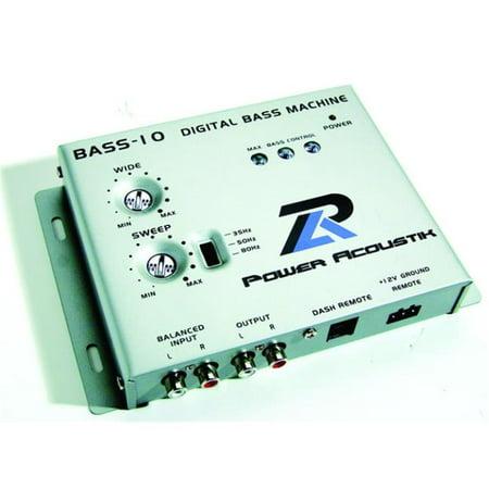 Bass Signal Processor - PA Bass Signal Processor - OW-BASS10C