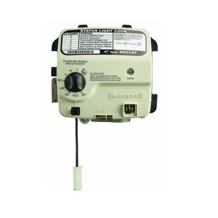 (Honeywell WT8840B1000/U Water Heater Gas Control Valve 1