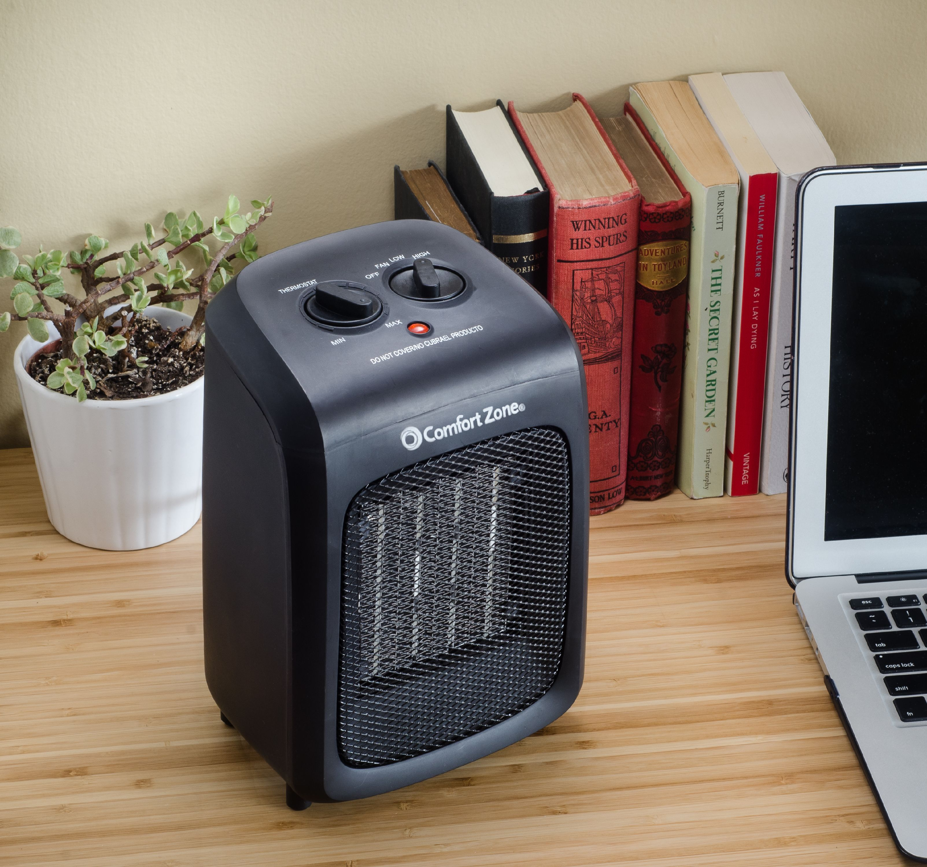 Surprising Comfort Zone Ceramic Heater Black Cz446Wm Walmart Com Cjindustries Chair Design For Home Cjindustriesco
