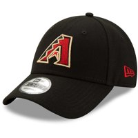 Arizona Diamondbacks New Era Game The League 9FORTY Adjustable Hat - Black - OSFA