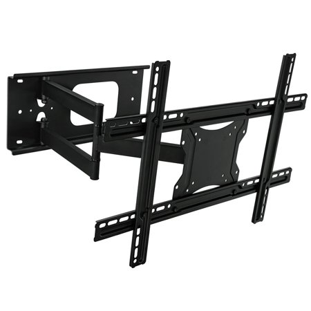 Mount-It! Swivel Full Motion TV Wall Mount for LCD/LED TVs up to 65 Inch, 100 Lbs Capacity VESA 600×400 mm Compatible (MI-345)