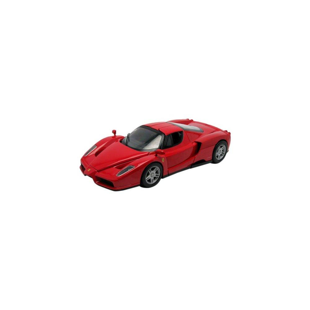 Ertl hot wheels 1:18 scale hot wheels enzo ferrari - red