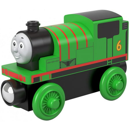Thomas & Friends Wood Percy Wooden Tank Engine Train
