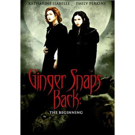 Ginger Snaps Back: The Beginning (DVD)](Halloween Movie Beginning)