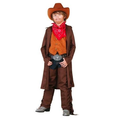 Toddler Wild West Cowboy Costume - Wild West Cowboy Costume