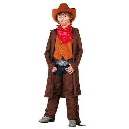 Toddler Wild West Cowboy Costume (Cowboy Toddler Costume)