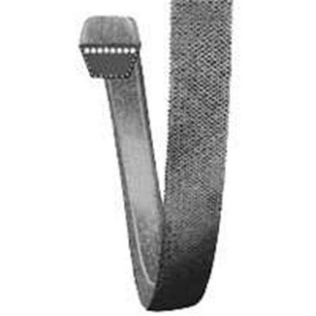 PIX A17 4L190 1 2x19 BLK Rubb V Belt Quantity 1
