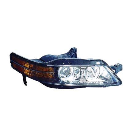 Go-Parts » 2007 - 2008 Acura TL Front Headlight Headlamp ...
