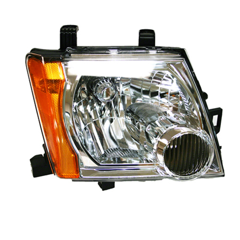 2005-2015 Nissan Xterra  Aftermarket Passenger Side Front Head Lamp Assembly 26010EA025-V