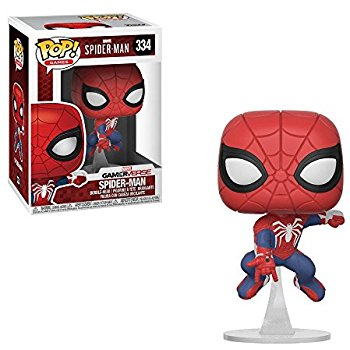 Funko Pop Games: Marvel Gamerverse - Spider-Man
