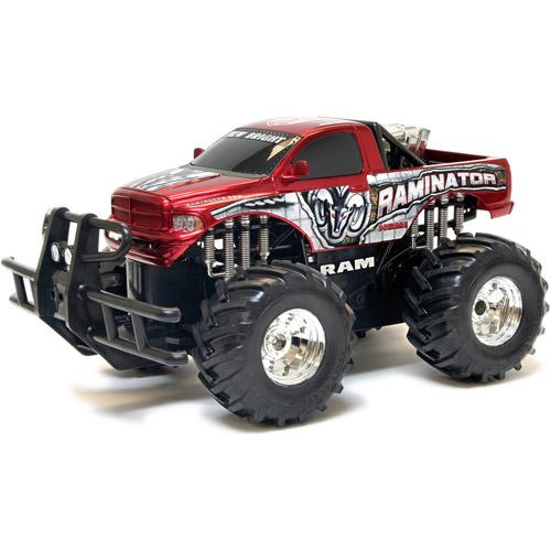 New Bright 1:14 Radio Control 9.6v Monster Truck