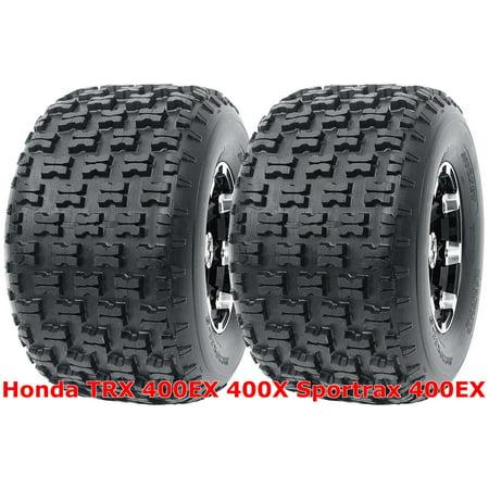 (Honda TRX 400EX 400X Sportrax 400EX Set 2 Rear 20x10-9 20x10x9 Sport ATV Tires)
