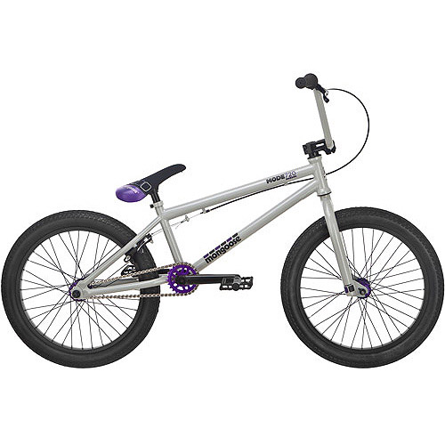 "20"" Mongoose Mode 720 Boys' Bike, Gray"