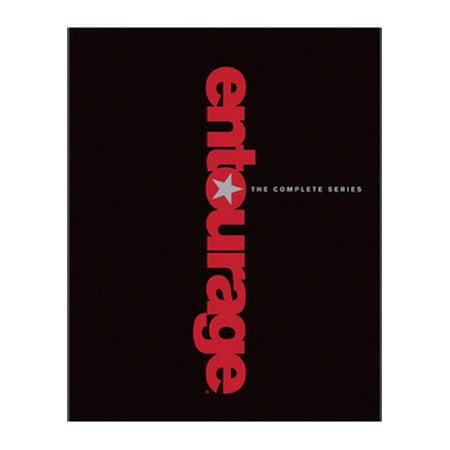 Entourage: The Complete Series (DVD)](Halloween Movie Series Box Office)
