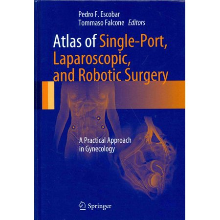 Atlas of Single-Port, Laparoscopic, and Robotic Surgery : A Practical Approach in Gynecology (Robotic Book Scanner)