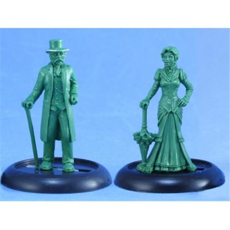 Reaper Miniatures REM50326 Victorian Lord & Dame - Bob Ridolfi - image 1 de 1