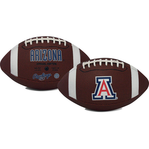 Rawlings Gametime Full-Size Football, Arizona Wildcats