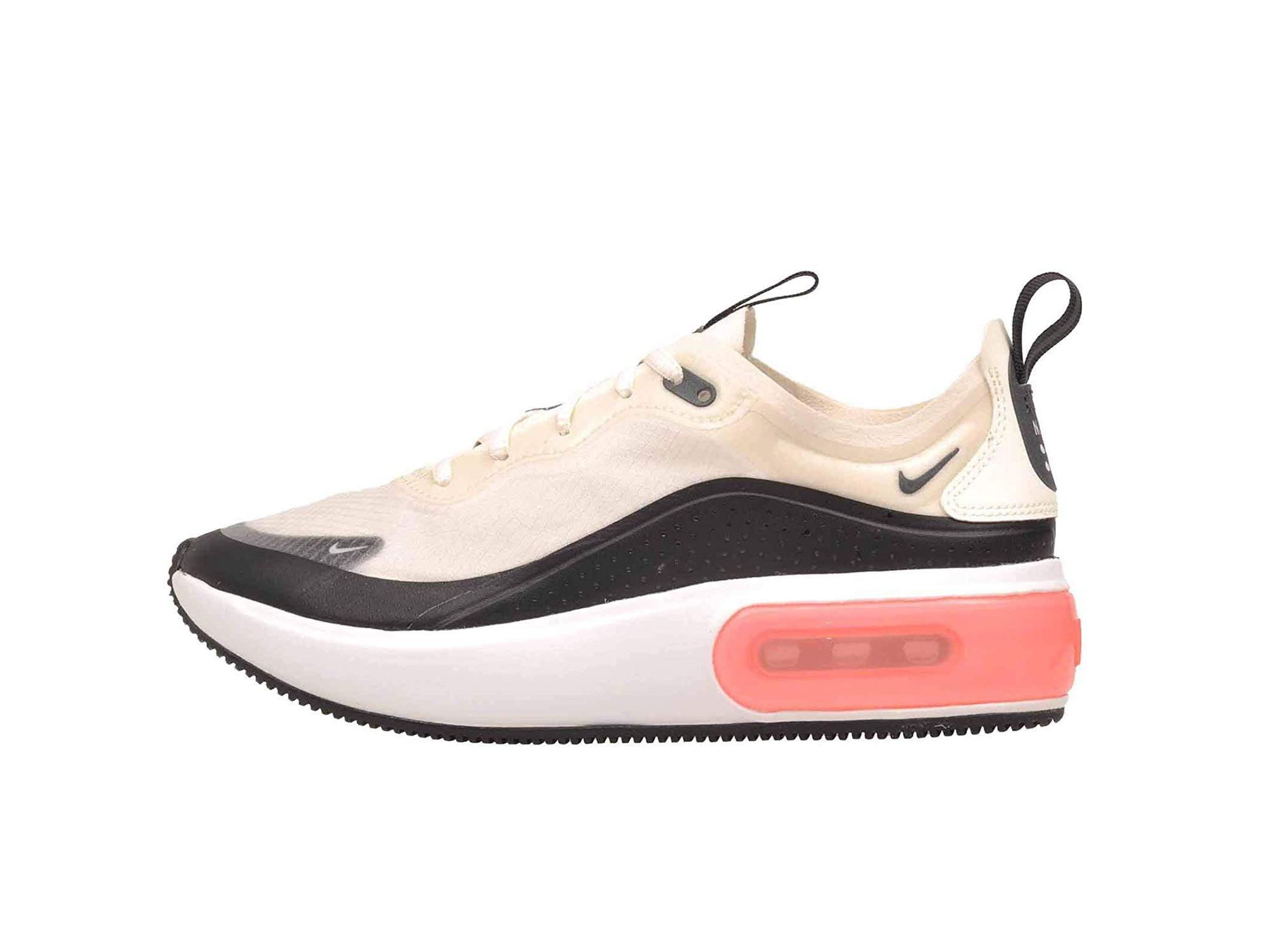 Nike Womens Air Max Dia SE Canvas Low