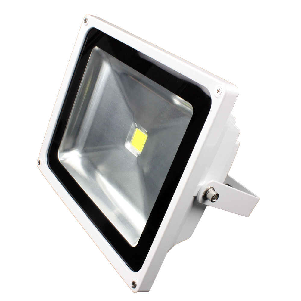LUNASEA LED FLOODLIGHT 12/24V 50W 4500 LUMENS