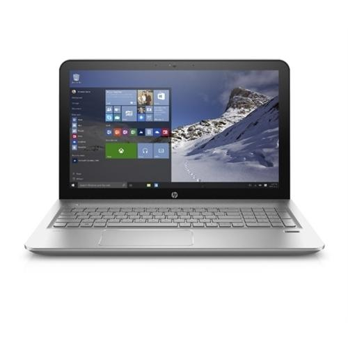 "HP Natural Silver 15.6"" ENVY 15-q420nr Laptop PC with Intel Core i7-6700HQ Processor, 8GB Memory, Touchscreen, 1TB Hard Drive and Windows 10 Home"