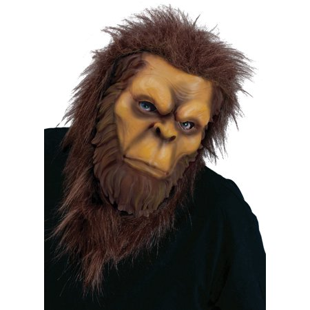 Big Foot Mask Adult Halloween Accessory