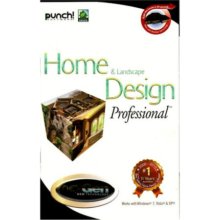 Home and Landscape Design Professional - PC