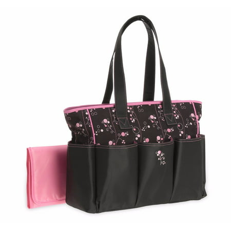 Graco Tote Diaper Bag With Changing Pad Priscilla