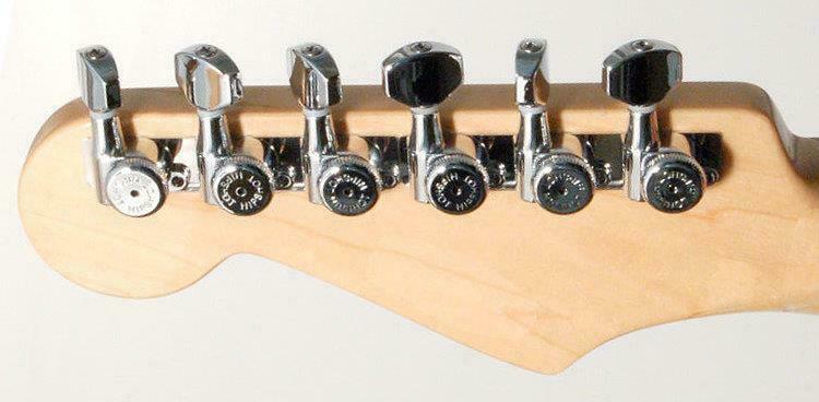 NEW Genuine Hipshot 12 String Chrome locking tuners