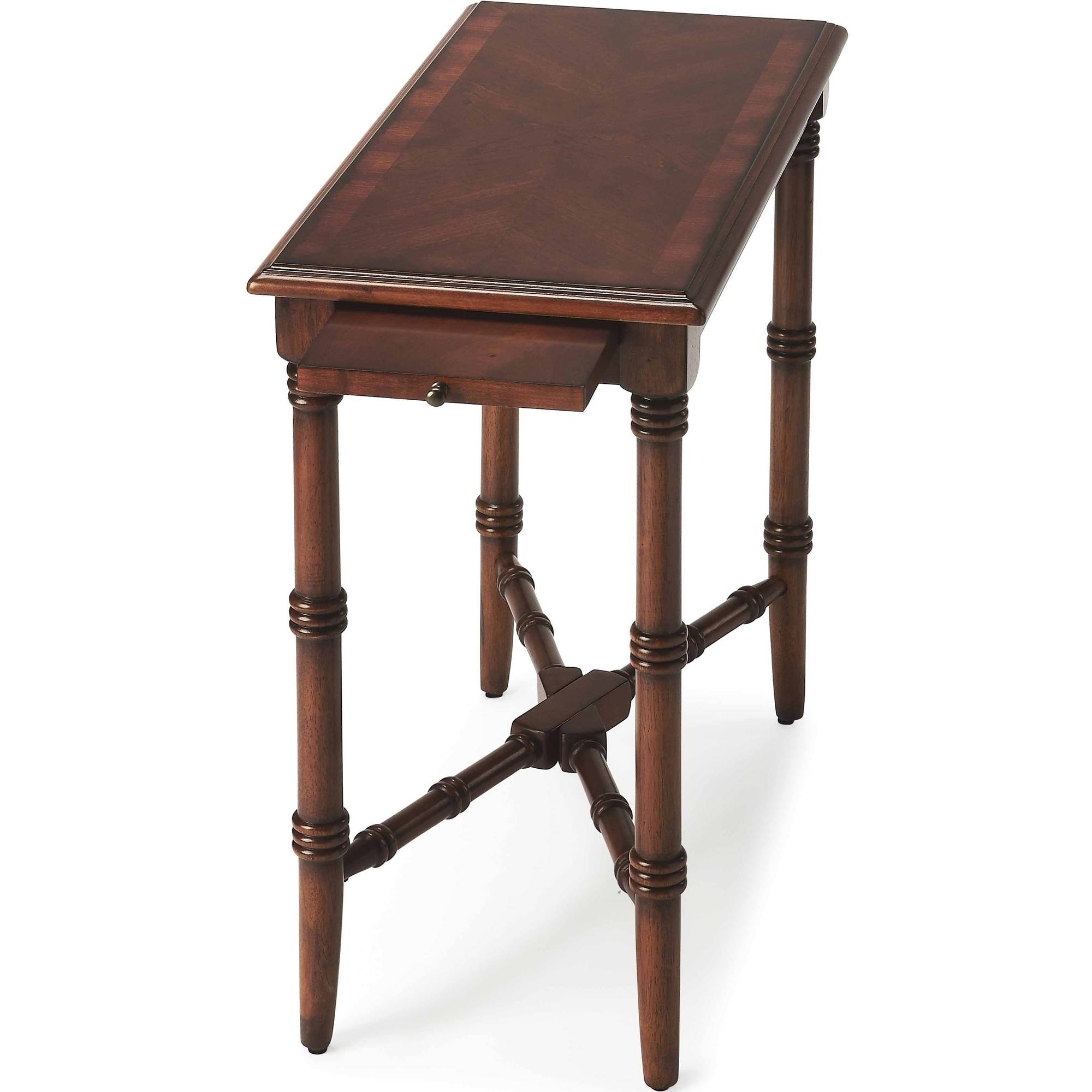 Butler Skilling Chairside Table, Multiple Colors