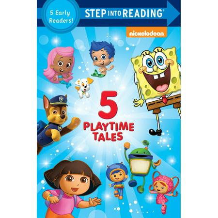 Five Playtime Tales (Nick, Jr.) - Nick Jr Halloween Abc