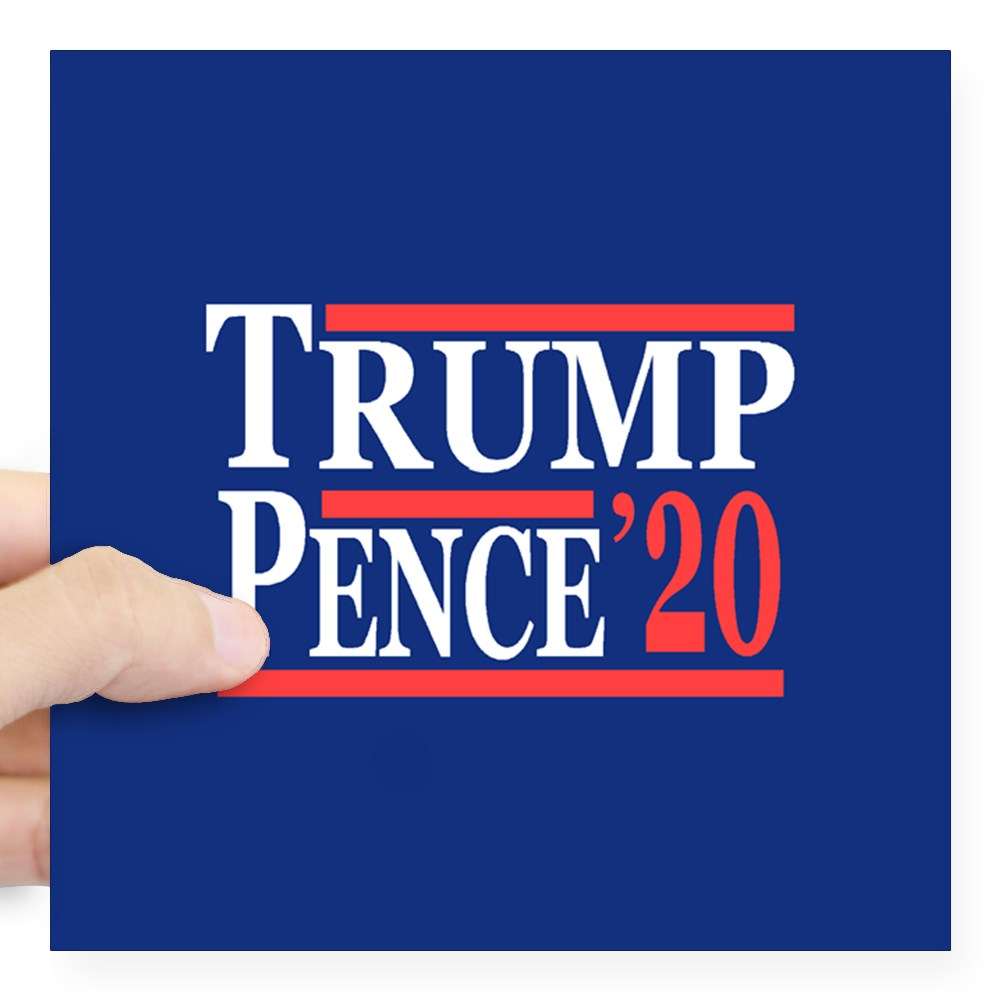 2-PACK Trump Pence Premium Collectible Novelty 2020 Dollar Bills with Cases