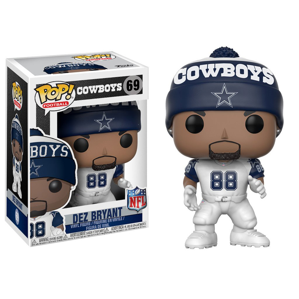Funko Pop! NFL Wave 4 Dez Bryant Dallas Cowboys
