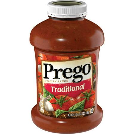 Prego Pasta Sauce, Traditional, 67 oz. Jar