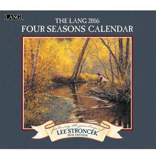Lang Four Seasons 2016 Wall Calendar