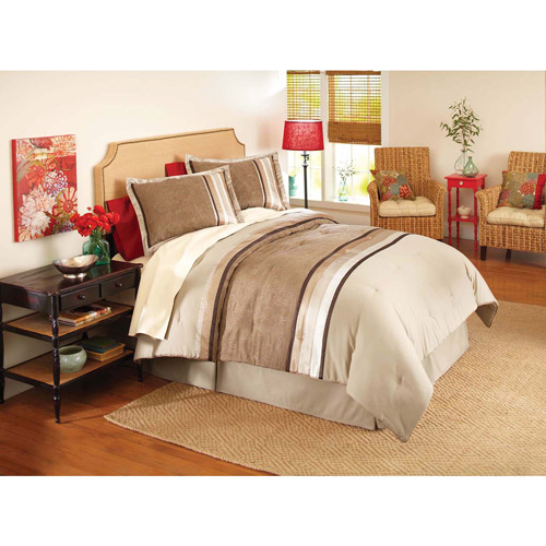 Better Homes and Gardens Comforter Set Collection Langston