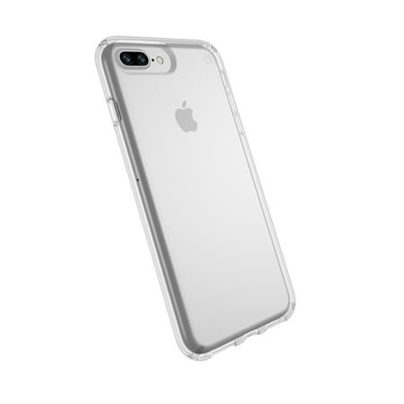 half off 77080 7e40d Speck Presidio Clear for iPhone 8/7/6S/6 Plus, Clear
