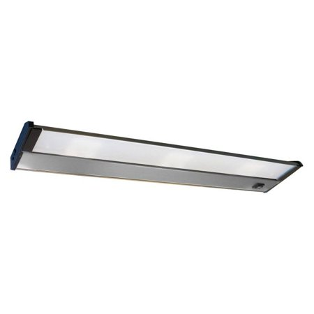 Image of AFX NLL14SS Noble Stainless Steel 14-Inch One-Light LED Under Cabinet Fixture