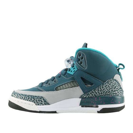 9d1c63238fb Jordan - Nike Air Jordan Spizike BG Space Blue Pink Big kids Basketball  Shoes 317321-407 - Walmart.com