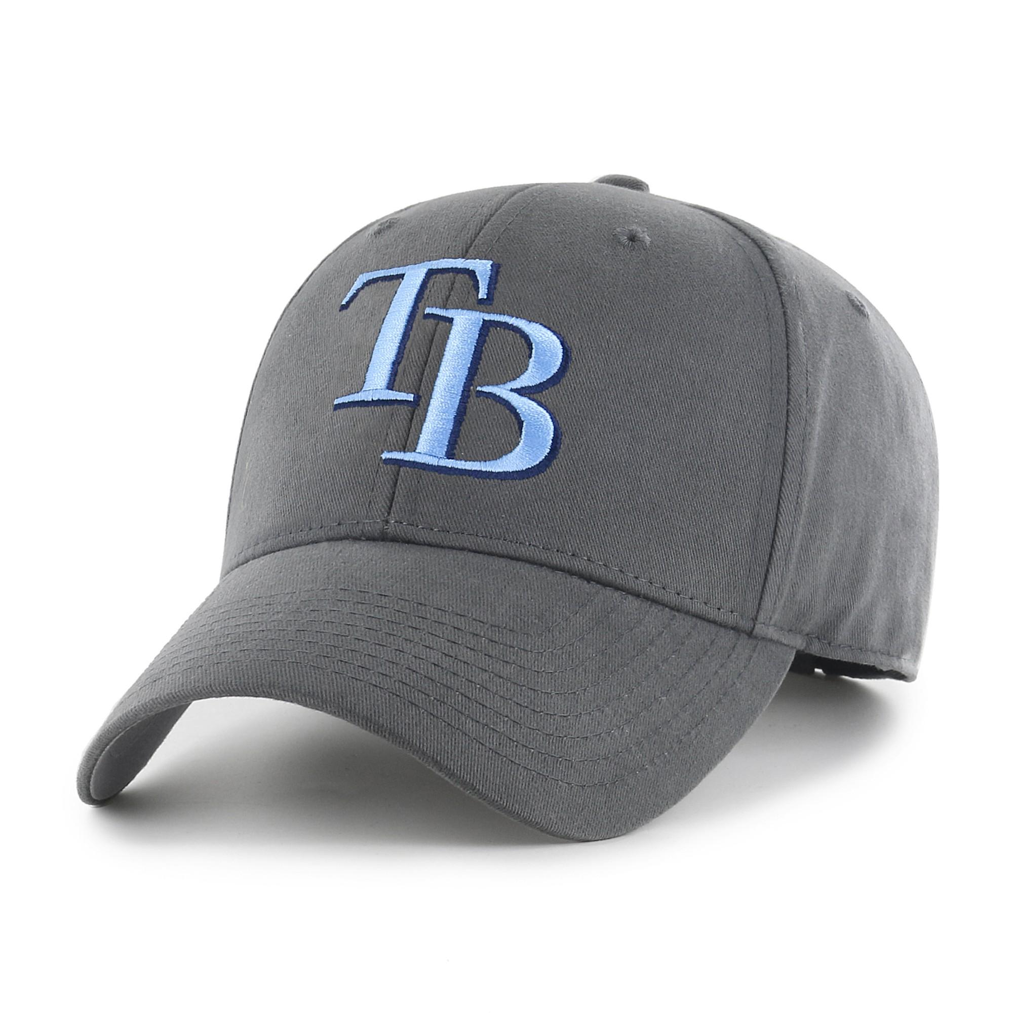 Fan Favorite MLB Basic Adjustable Hat, Tampa Bay Rays