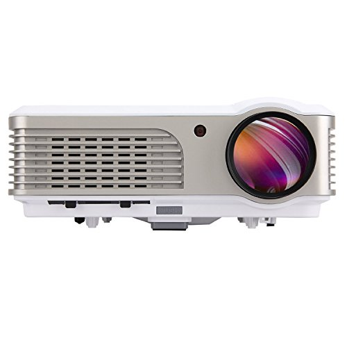 EUG 2600 Lumens Home Theater Multimedia Hd 1080p Digital ...