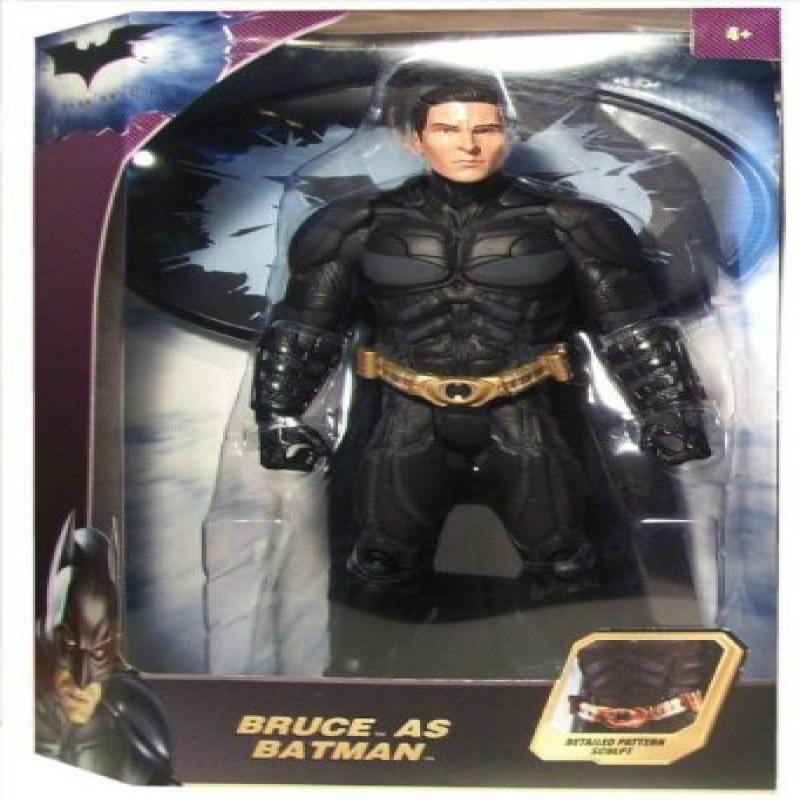 "DC Universe Bruce as Batman Dark Knight 12 "" inch action figure Unmasked"