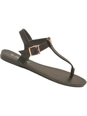 55a70469a1c6c4 Girls Sandals - Walmart.com